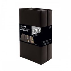 Ultra Pro album 4 zsebes PRO-Binder album - Eclipse Smokey Grey - szürke