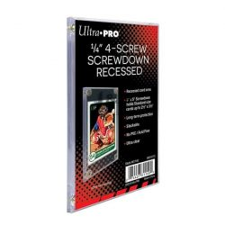 Ultra Pro Screwdown Recessed Holder - csavaros tok