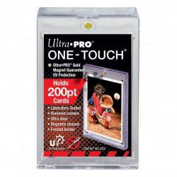 Ultra Pro UV One Touch holder 200pt mágneses tok