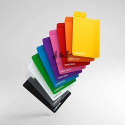 Gamegenic kártyaelválasztó - több színű (10db)