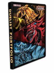 Yu-Gi-Oh! Slifer, Obelisk, & Ra - 9 zsebes portfolio album