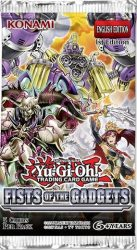 Yu-Gi-Oh! Fists of the Gadgets booster csomag