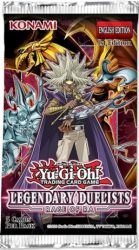 Yu-Gi-Oh! Legendary Duelists 7 - Rage of Ra - Booster csomag - Unlimited Reprint
