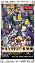 Yu-Gi-Oh! Phantom Rage Booster csomag (EN)