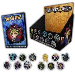 YuGiOh! Mystery Pin Badges