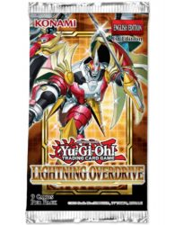 Yu-Gi-Oh! Lightning Overdrive Booster pack