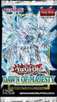 Yu-Gi-Oh! Dawn of Majesty booster csomag (EN) - yugioh kártya csomag