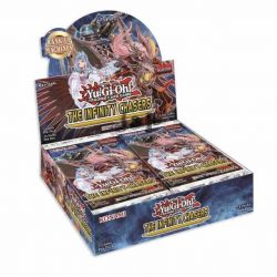 Yu-Gi-Oh! The Infinity Chasers Booster display - doboz (EN)