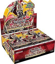 Yu-Gi-Oh! Blazing Vortex Booster display - doboz (EN)