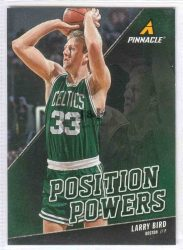 2013-14 Pinnacle Position Powers #10 Larry Bird