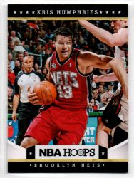 2012-13 Hoops #10 Kris Humphries