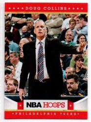 2012-13 Hoops #29 Doug Collins CO