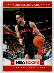 2012-13 Hoops #30 Andrea Bargnani