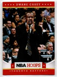 2012-13 Hoops #36 Dwane Casey CO