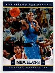 2012-13 Hoops #39 Shawn Marion