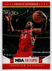 2012-13 Hoops #49 Patrick Patterson