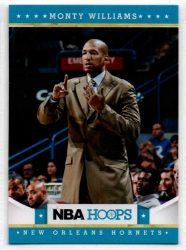 2012-13 Hoops #66 Monty Williams CO