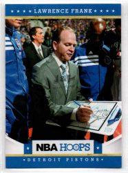 2012-13 Hoops #92 Lawrence Frank CO