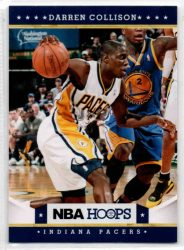 2012-13 Hoops #97 Darren Collison