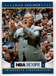2012-13 Hoops #123 Rick Adelman CO