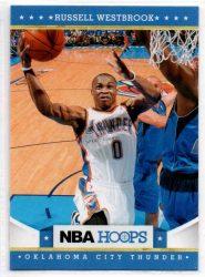 2012-13 Hoops #136 Russell Westbrook