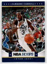 2012-13 Hoops #142 DeMarre Carroll