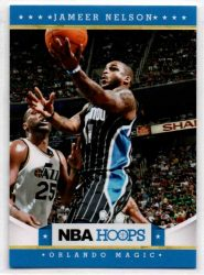 2012-13 Hoops #167 Jameer Nelson