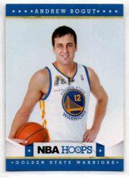 2012-13 Hoops #179 Andrew Bogut