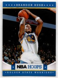 2012-13 Hoops #184 Brandon Rush