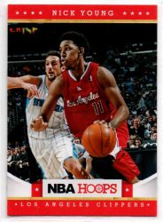 2012-13 Hoops #191 Nick Young