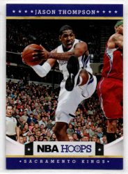 2012-13 Hoops #215 Jason Thompson