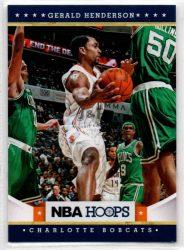 2012-13 Hoops #218 Gerald Henderson