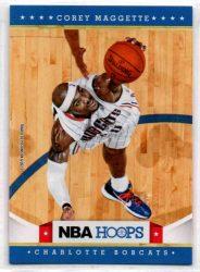 2012-13 Hoops #219 Corey Maggette
