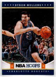 2012-13 Hoops #221 Byron Mullens