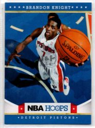 2012-13 Hoops #229 Brandon Knight RC