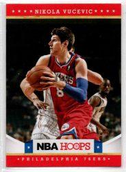 2012-13 Hoops #237 Nikola Vucevic RC