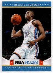 2012-13 Hoops #243 Reggie Jackson RC