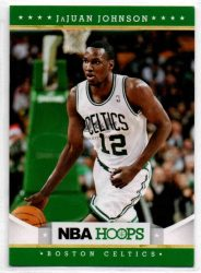 2012-13 Hoops #246 JaJuan Johnson RC