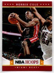 2012-13 Hoops #247 Norris Cole RC
