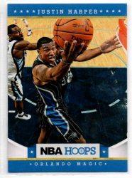 2012-13 Hoops #270 Justin Harper RC