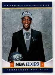 2012-13 Hoops #276 Michael Kidd-Gilchrist RC