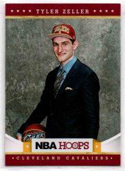 2012-13 Hoops #289 Tyler Zeller RC