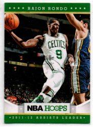 2012-13 Hoops #298 Rajon Rondo