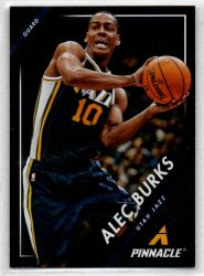 2013-14 Pinnacle #100 Alec Burks