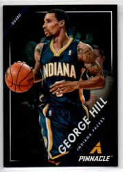 2013-14 Pinnacle #188 George Hill