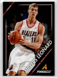 2013-14 Pinnacle #195 Meyers Leonard