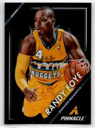 2013-14 Pinnacle #219 Randy Foye