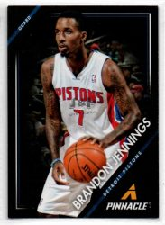 2013-14 Pinnacle #234 Brandon Jennings