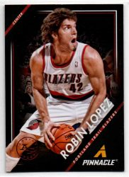 2013-14 Pinnacle Artist's Proofs Red #85 Robin Lopez