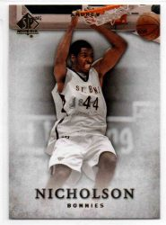 2012-13 SP Authentic #26 Andrew Nicholson
